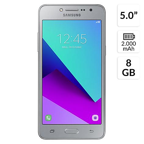 Samsung Smartphone Galaxy J2 Prime Silver Claro