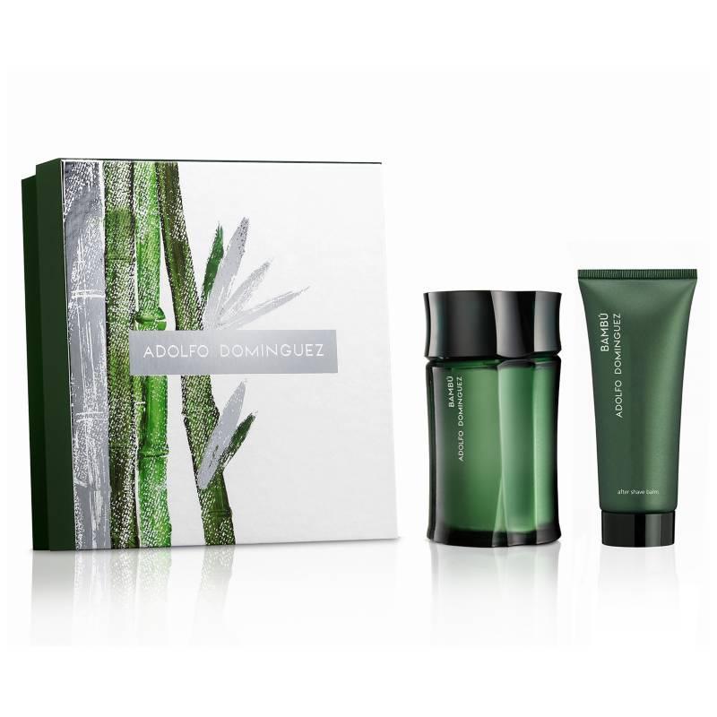 ADOLFO DOMINGUEZ - Bambu 120 ml + Ashave 75 ml