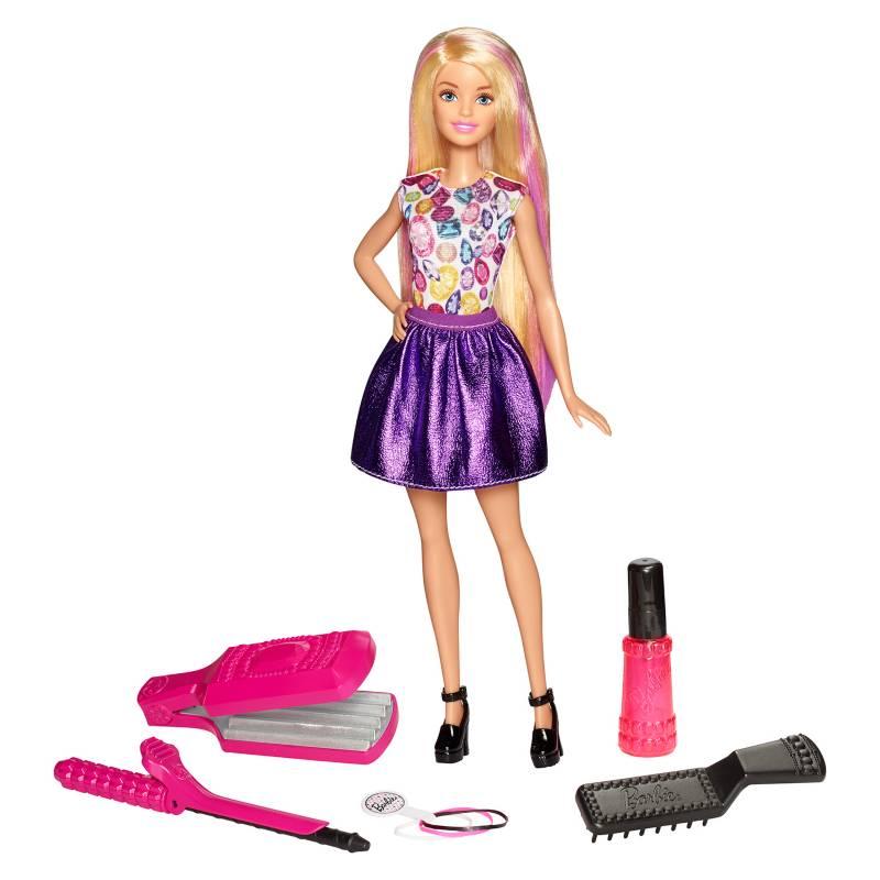 Barbie - Tu Estilo Diseña Peinados