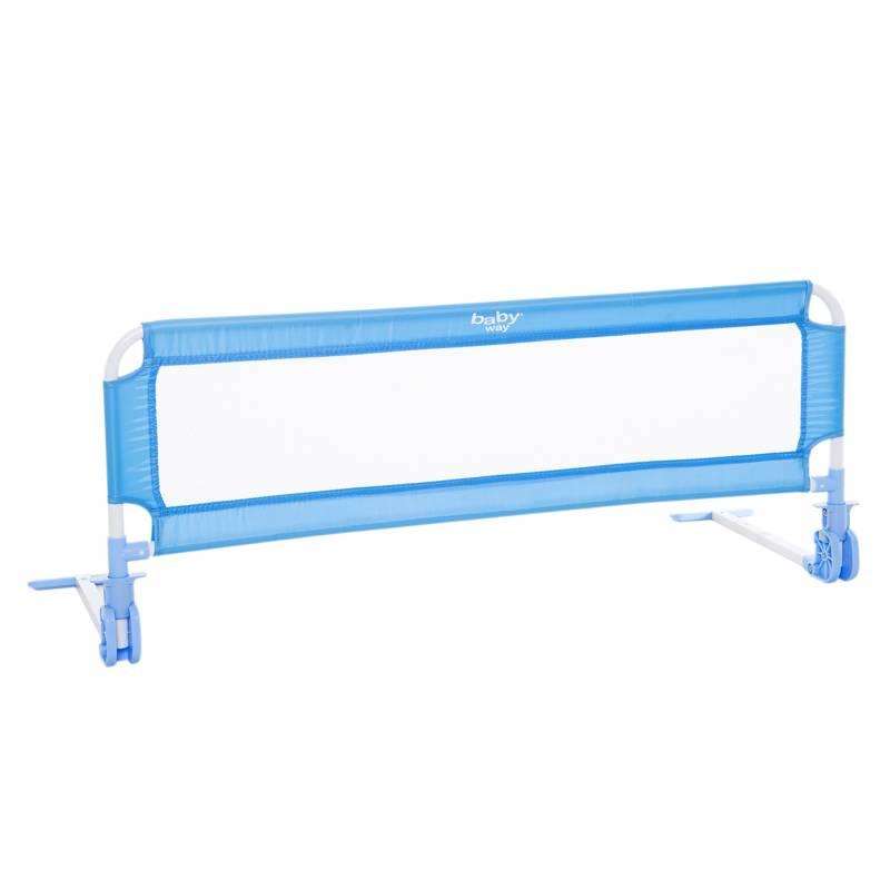 Baby Way - Baranda Seguridad Azul Para cama