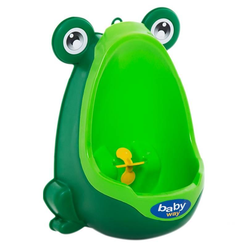 Baby Way - Urinal Infantil Verde