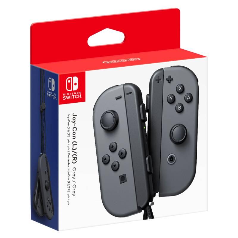 Nintendo - Joy-Con (L/R) Gray