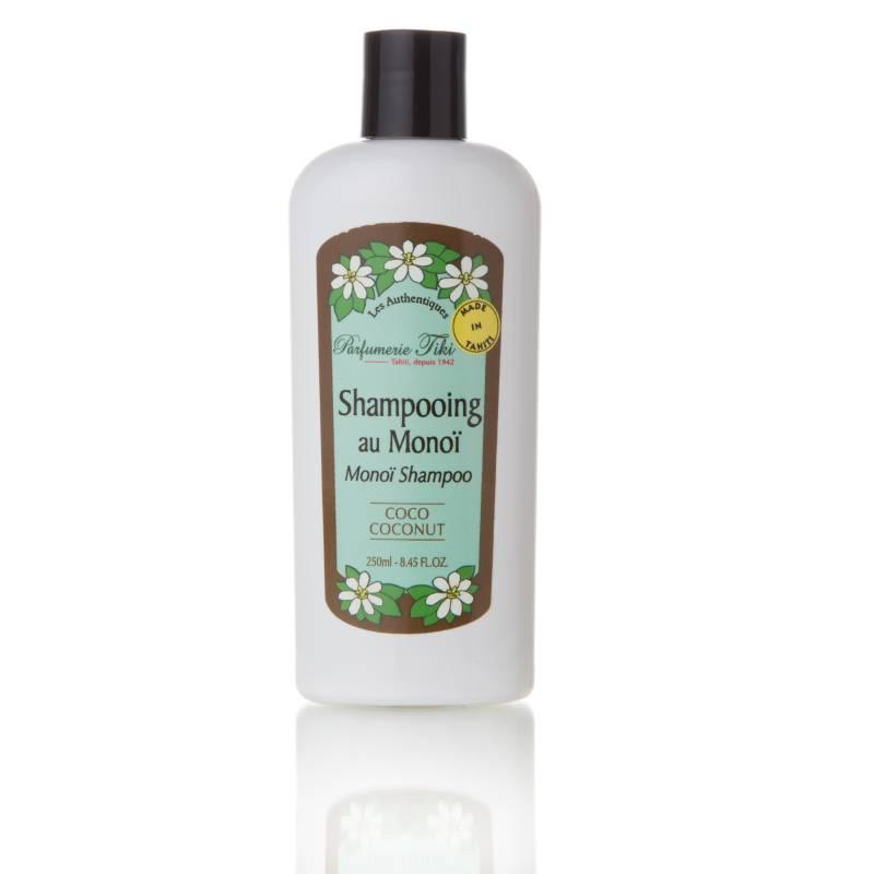 Monoi - Shampoo de Monoï Aroma Vainilla 250 ML