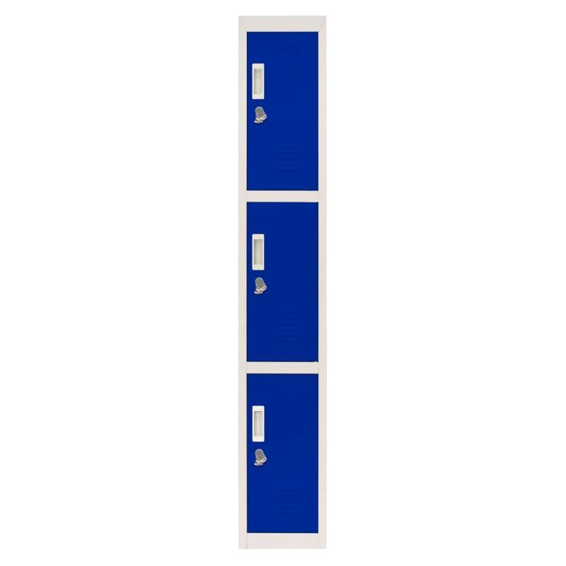 Maletek - Casillero Office Lock Azul