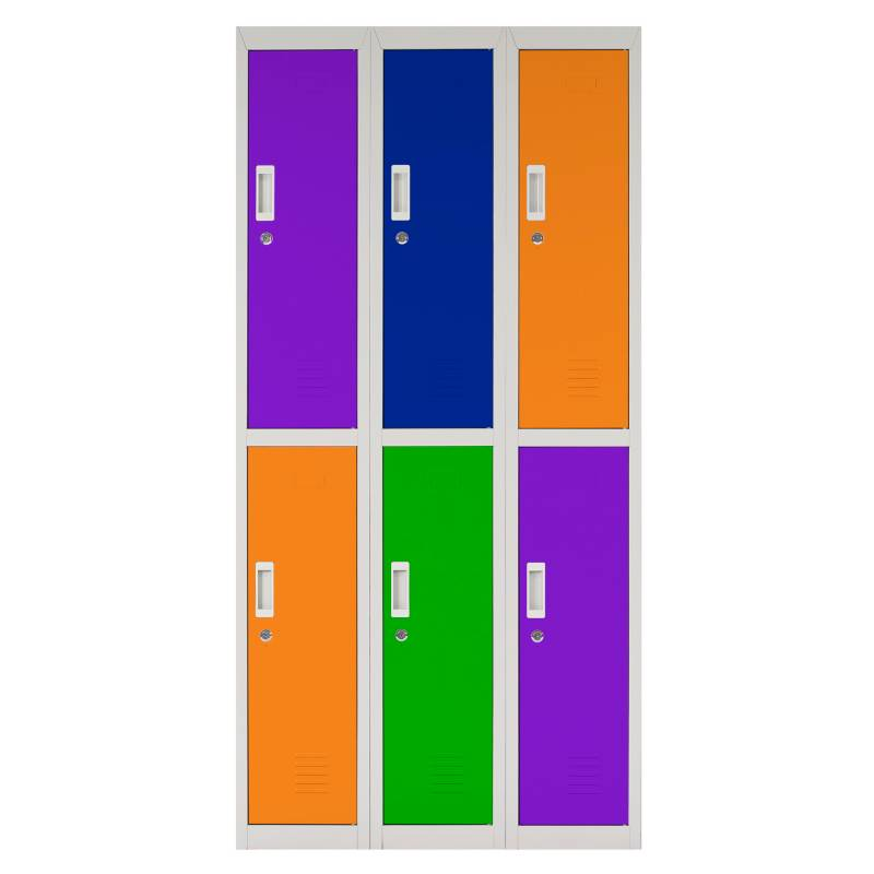 Maletek - Casillero Office Lock Multicolor