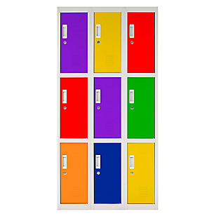 Casillero Office Lock Multicolor