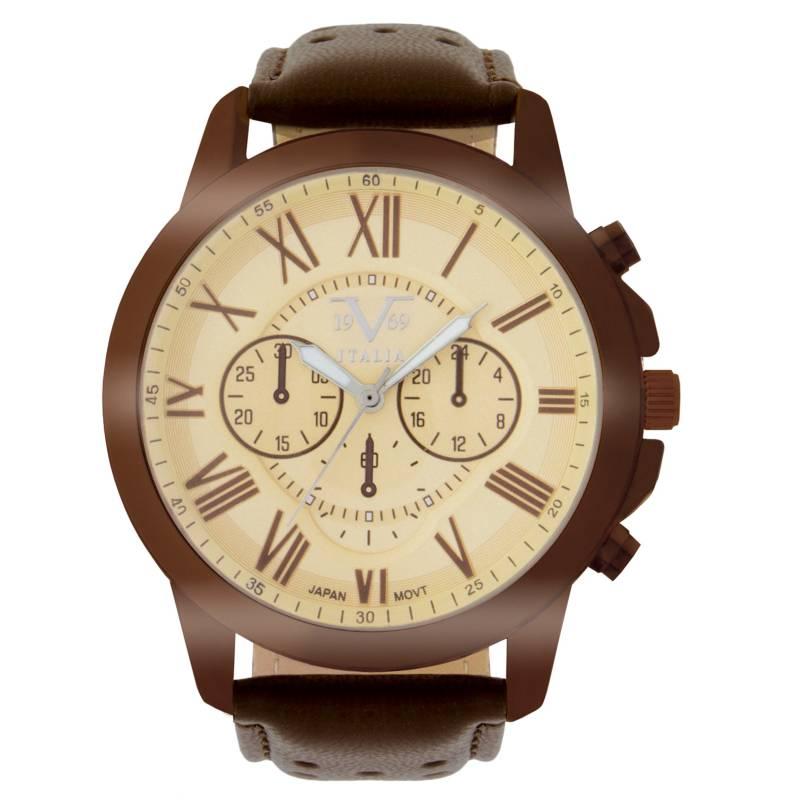 19V69 Italia - Reloj Análogo Unisex V1969-045-1