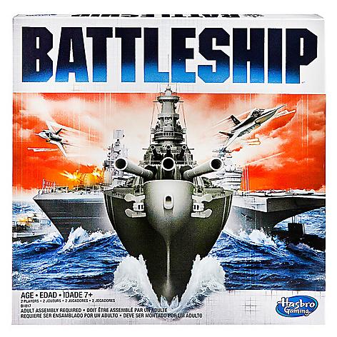 Hasbro Gaming Battleship Nuevo Falabella Com