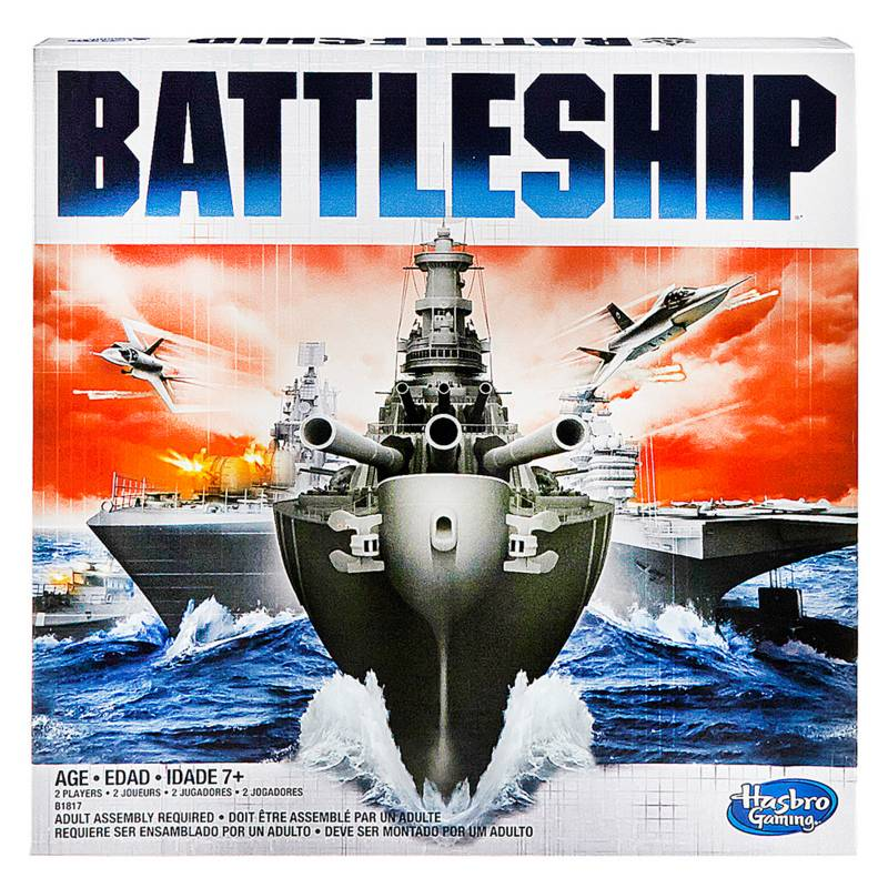 Juegos De Mesa Hasbro Gaming Battleship Nuevo