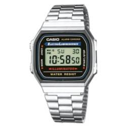 Casio - Reloj digital unisex A168WA-1WDF