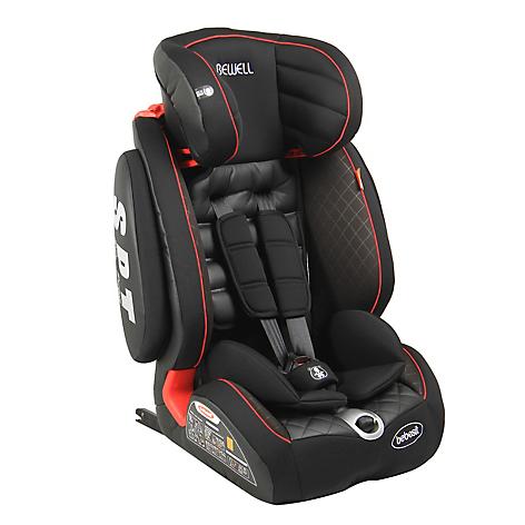 Bebesit silla auto bewell isofix roja - Silla auto isofix ...