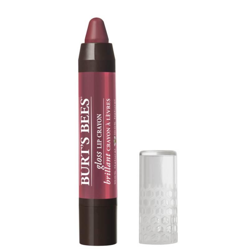 BURTS BEES - Labial Lip Crayon Gloss Bordeaux Vines