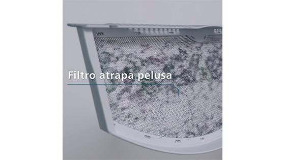 Filtro tipo casete