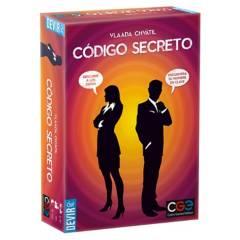 DEVIR - Juegos de mesa Código Secreto