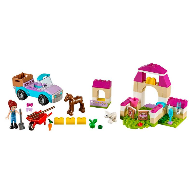 Lego - Mia S Farm Suitcase