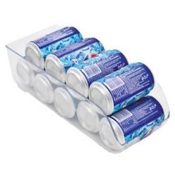 Frigidaire - Contenedor Refrigerador para latas de Bebida