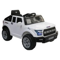 Kidscool - Camioneta a Batería Off Road Blanca