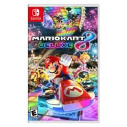 Nintendo - Mario Kart 8 Deluxe Nintendo Switch
