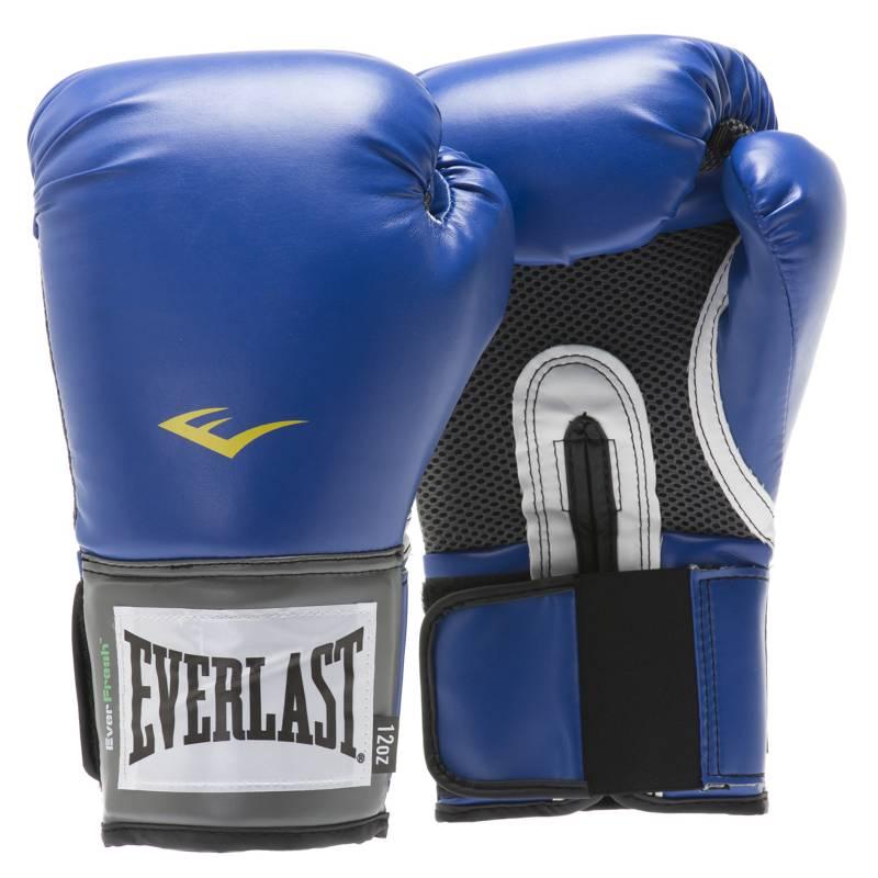 Everlast - Guante Box Pro Azul