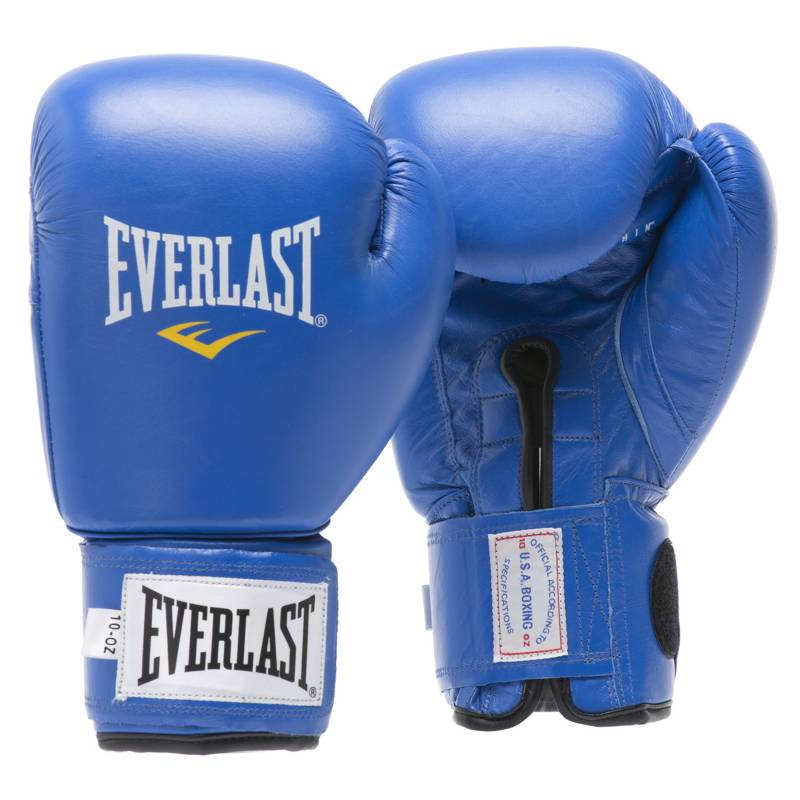 Everlast - Guante Box Amateur Azul
