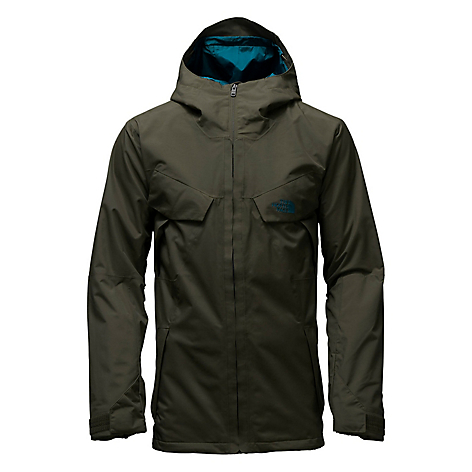 the north face parka hombre brohemia jkt