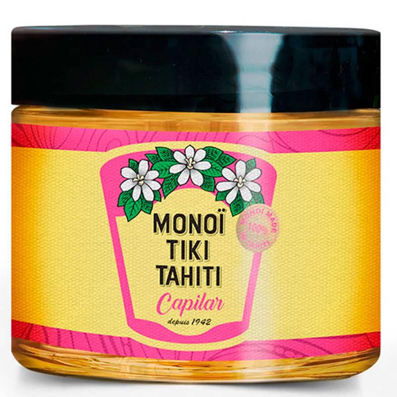MONOI TIKI TAHITI - MONOI REGENERADOR CAPILAR