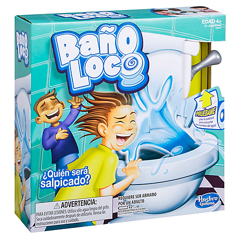 Hasbro Gaming Bano Loco Falabella Com