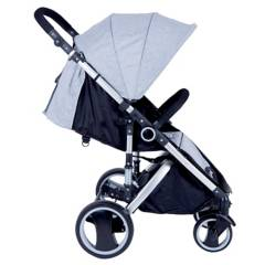 Kidscool - Coche paseo jogger 800 Gris