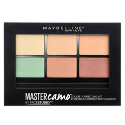Paleta Correctora Multitonal Master Camo Light