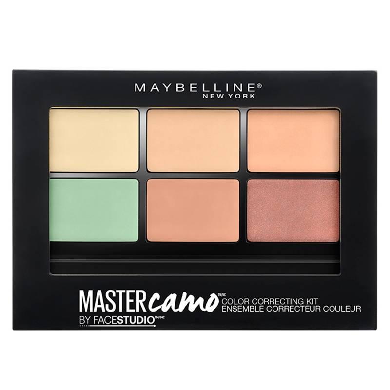 Maybelline - Master Camo Palette Light