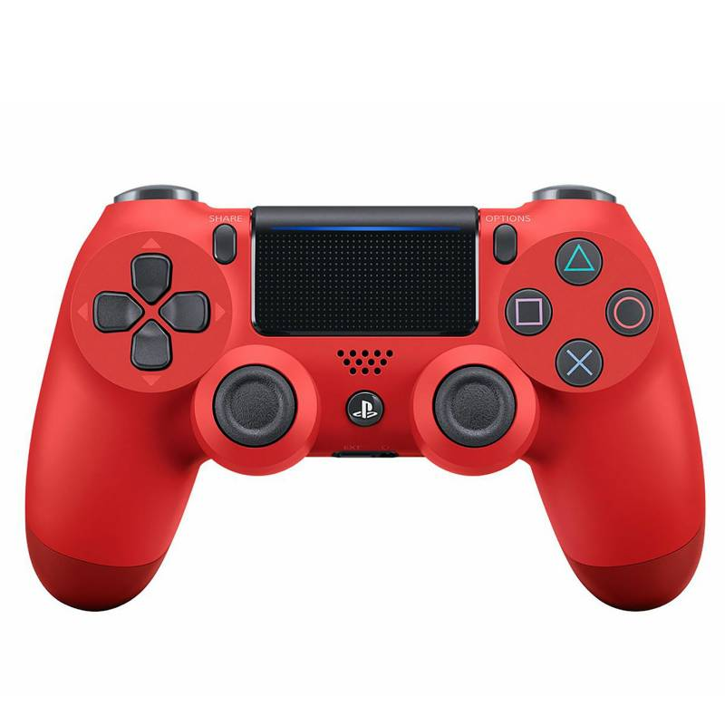 Sony - Control PS4 Dualshock Magma red