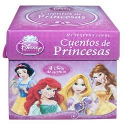 Mi Pequeño Cofre Cuentos de Princesas