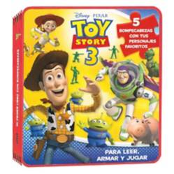 Disney Toy Story 3 Rompecabezas en Goma Eva
