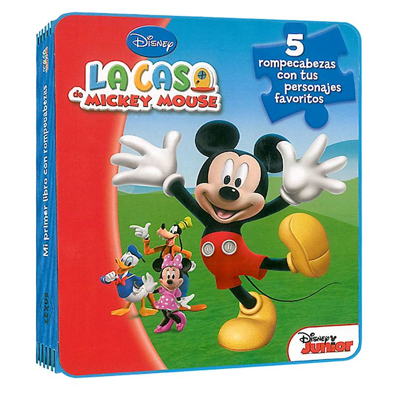 En La Rompecabezas Lexus Casa Eva Mickey De Mouse Goma T1uFlcJ3K5