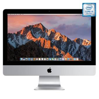 APPLE<BR>IMAC INTEL CORE I5 8GB RAM 1TB HDD 21,5
