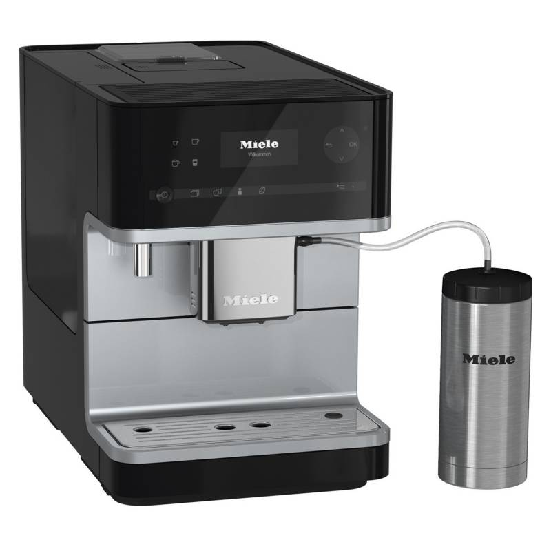 Miele - Cafetera expresso CM6350 OBSW