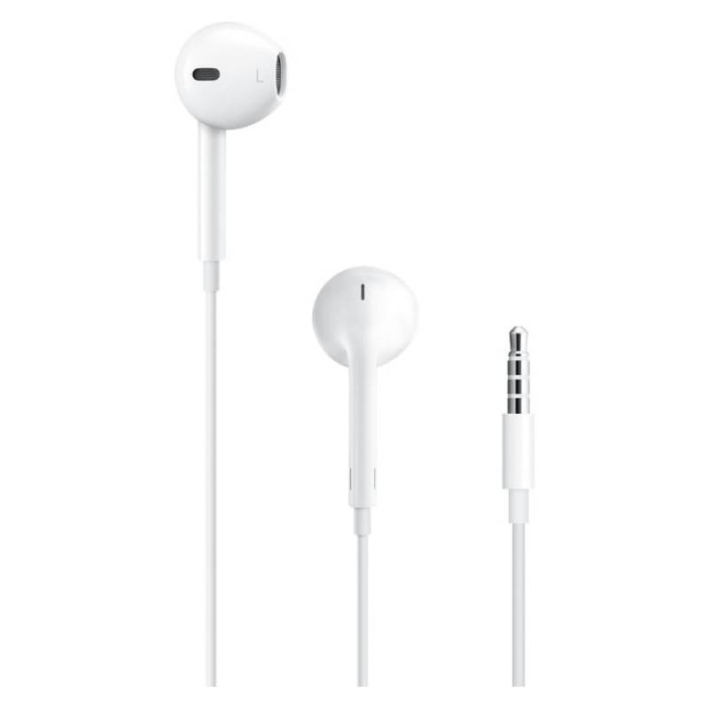 Apple - Audífonos Earpods conector 3,5mm
