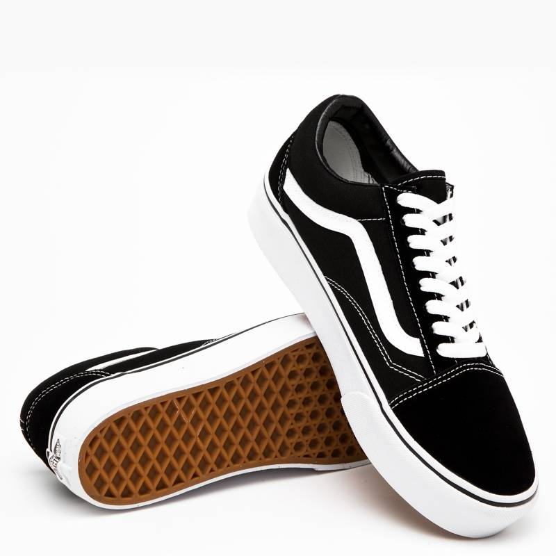 zapatillas vans old skool mujer