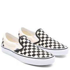 VANS - Checkerboard Classic Slip On Zapatilla Urbana Hombre