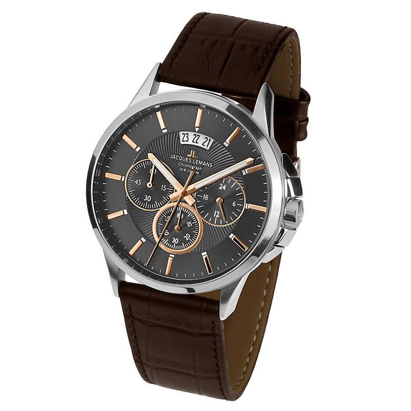 613f9f13bef5 Jacques Lemans Reloj Hombre 1-1542H - Falabella.com