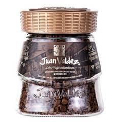 JUAN VALDEZ - Café Soluble Liofilizado Clásico 50g
