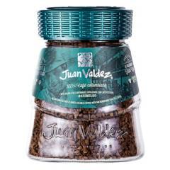 JUAN VALDEZ - Café Soluble Liofilizado Descafeinado 95g