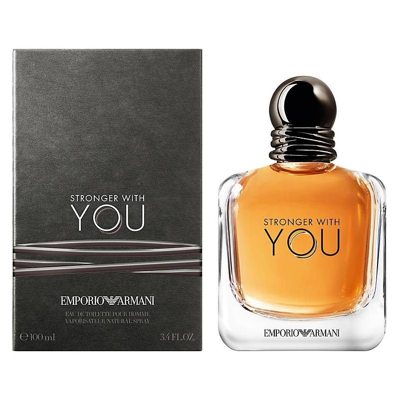 0d95024cac51 Giorgio Armani Perfume Emporio Armani Stronger With You EDT 100 ml ...