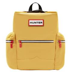 Hunter - ORIGINAL MINI BACKPACK NYLON YELLOW