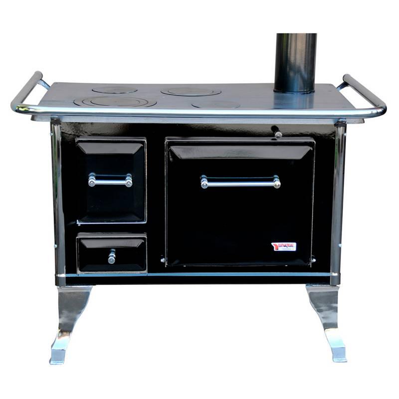Yunque - Cocina 90 x 60 Negro
