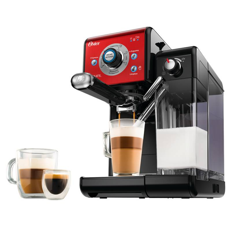 Oster - Cafetera Primalatte 6702