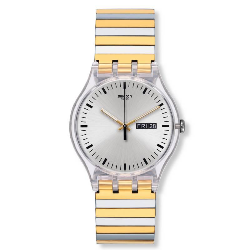Swatch - Reloj Análogo Mujer SUOK708B
