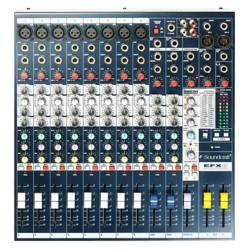 Soundcraft - Consola Mezcladora Efx8