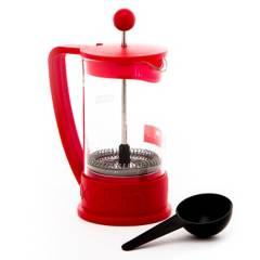BODUM - Cafetera Brasil 0,35 lt Rojo