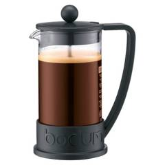 Bodum - Cafetera Brasil 0,35 lt Blanco